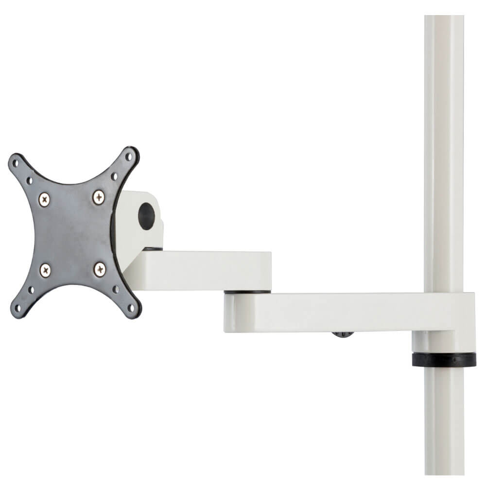 Pole Mount For Vesa Compliant Medical Devices Ergotect