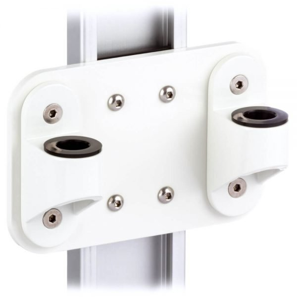 mtma-75d-vertical-track-dual-mount-light-duty-arms-white